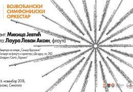 Muzička produkcija: Koncert Vojvodjanskog simfonijskog orkestra, Sinagoga