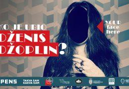 """Pozorište: Predstava """"Ko je ubio Dženis Džoplin"""",SNP"""